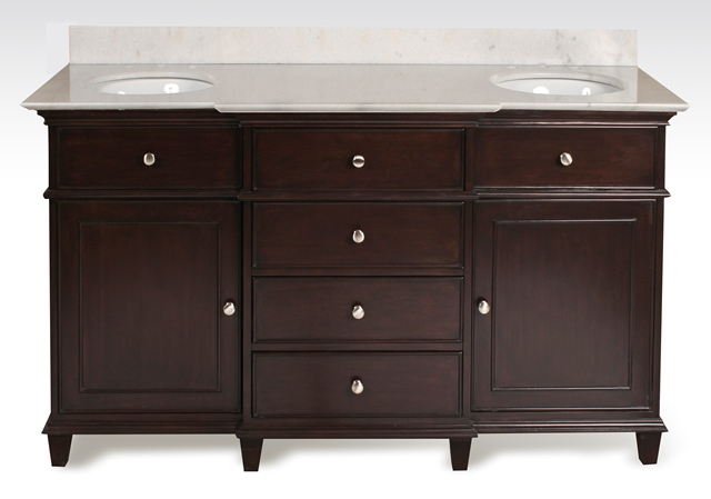 4319walnut white marble