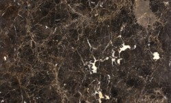 brown dark emperador marble top