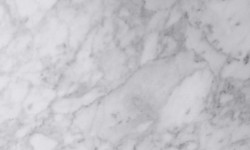 white carrara marble top